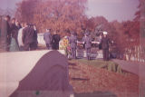 Captain Theodore C. Freeman interment  photo#4. From the scrapbook of the family of Theodore...