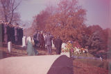 Captain Theodore C. Freeman interment  photo#7. From the scrapbook of the family of Theodore...
