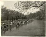 Fishing school at Brandywine Park, Wilmington