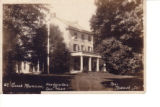 Cooch Mansion, Headquarters of Gen. Howe near Newark, Delaware