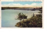 Scene on Nanticoke River showing Penna. R. R. Bridge, Seaford, Delaware