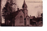 M. E. Church, Woodside, Delaware