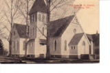 New M. E. Church, Wyoming, Delaware