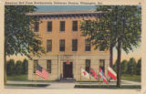 American Red Cross Headquarters, Delaware Avenue, Wilmington, Delaware
