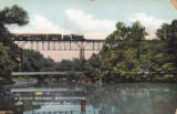 B. & O. Bridge, Brandywine, Wilmington, Delaware