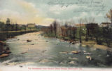 Brandywine from Market Street Bridge, Wilmington, Delaware