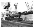 Railroad Car - Railway Car Loading - Export