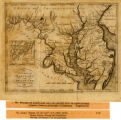 1325-203 State Map Collection The States of Maryland and Delaware 1796