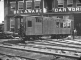 Railroad Car - Mail - Baggage - Passenger