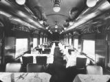Railroad Car - Dining