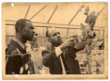 1970 Agriculture Class, Dr. Ulysses Washington, Howard Johnson