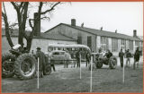 1949-1950 Tractor Driving Contest