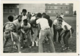 Student Pickup Football game