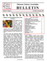 DLA Bulletin Volume 57, Number 6