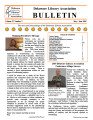 DLA Bulletin Volume 57, Number 3