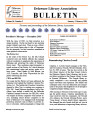 DLA Bulletin Volume 56, Number 2