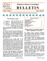 DLA Bulletin Volume 57, Number 2