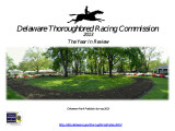 Delaware Thoroughbred Racing Commission, 2013, The Year in Review
