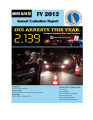 2012 Annual Report, Delaware Office of Highway Safety